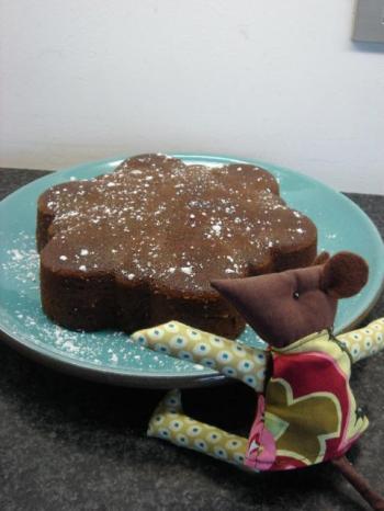 instant chocolate cake