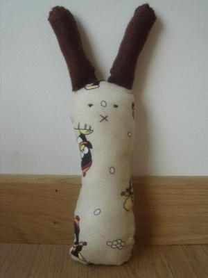 rabbit made by my son