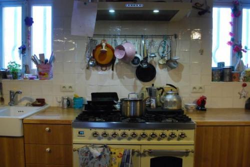 De keuken. – tantehilde